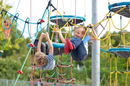 How adventures on a playground affect adventures in for Gross motor skills equipment