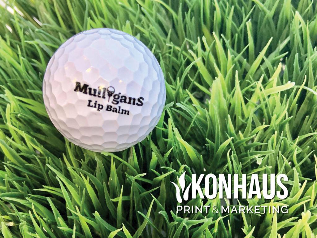 Golf Ball Lip Balm