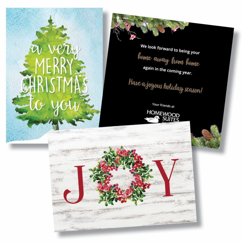 Holiday Greeting Card, Holiday Gift Idea