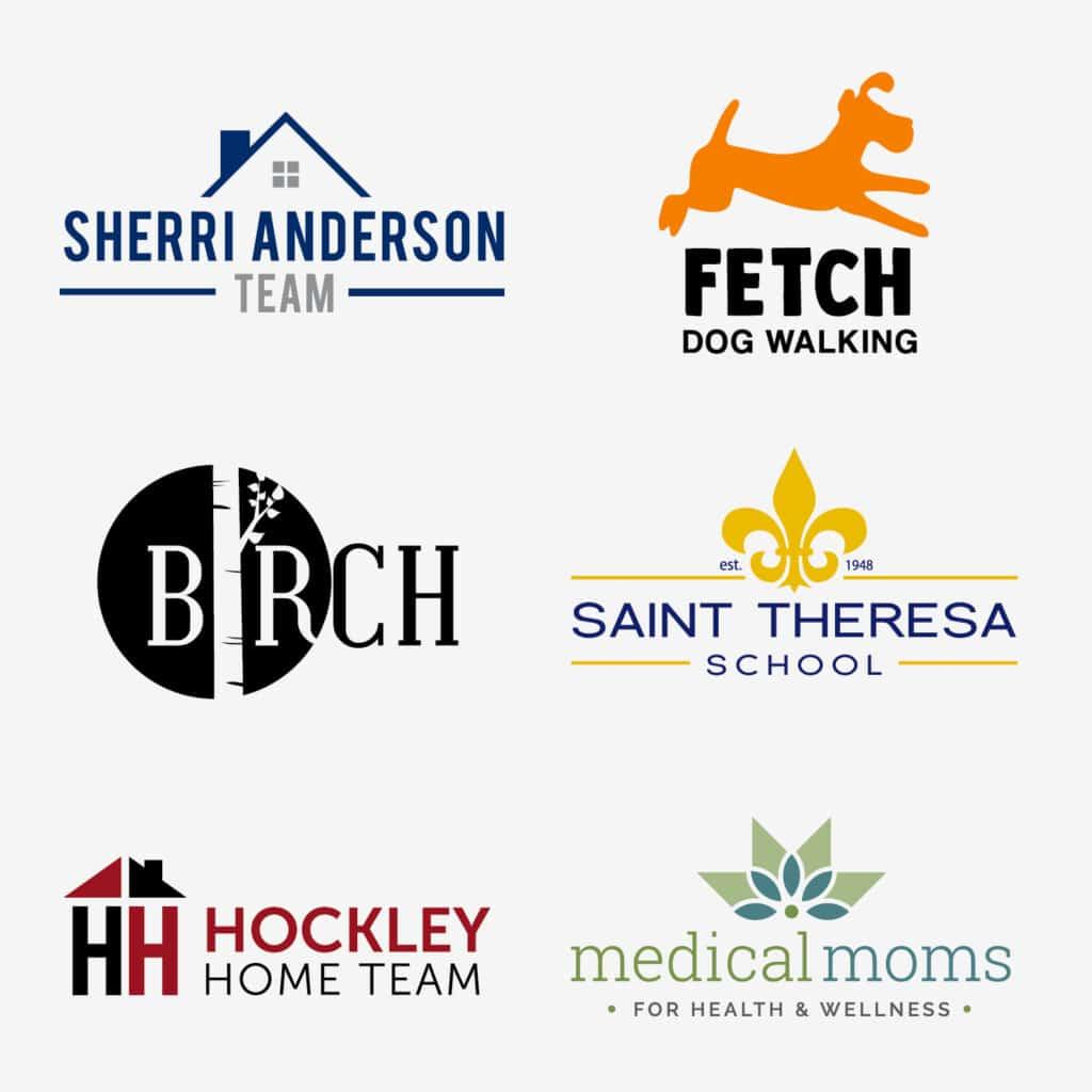 Logo Design examples